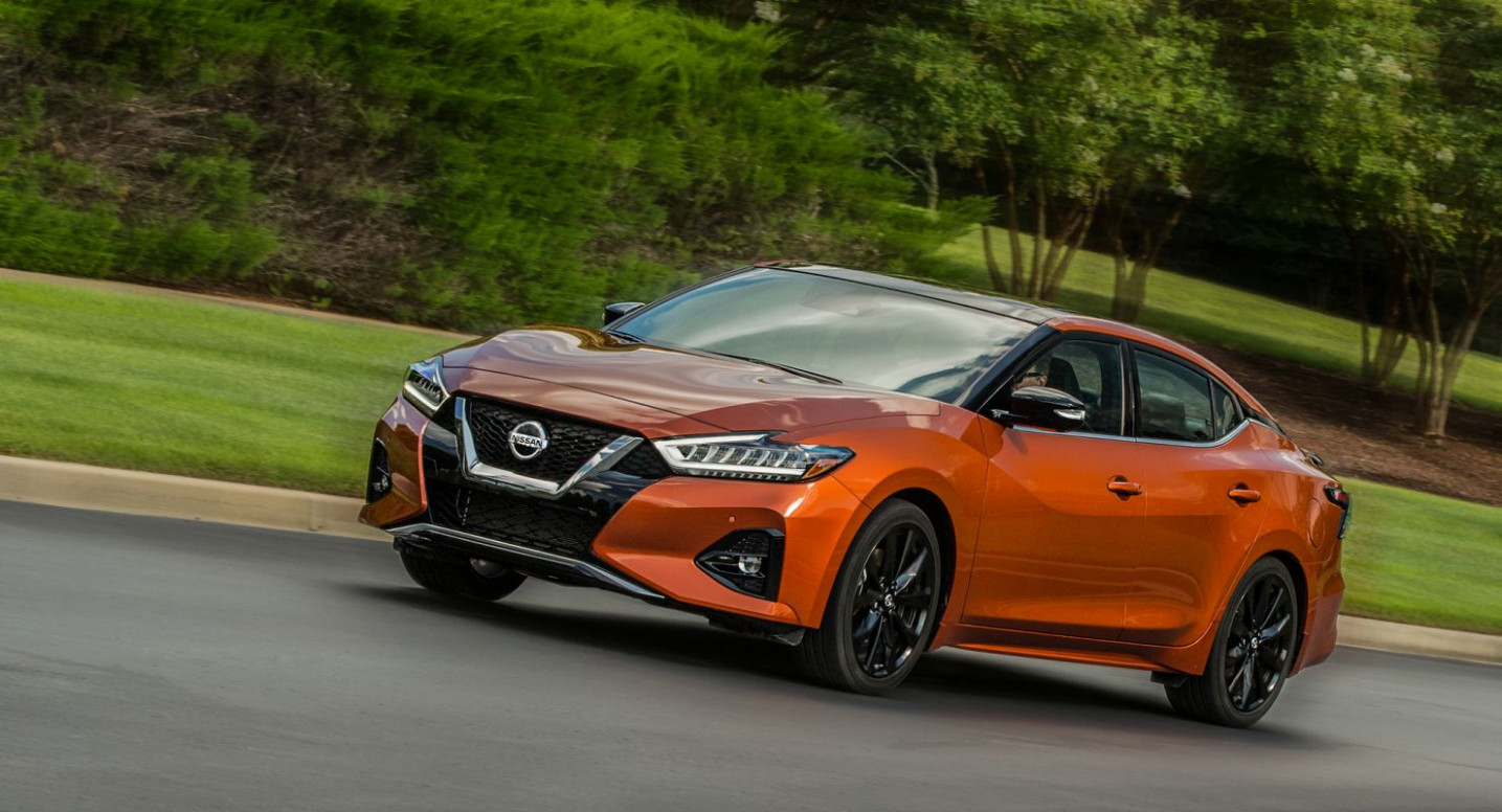 New Concept 2022 Nissan Maxima