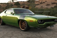 history 2022 plymouth roadrunner