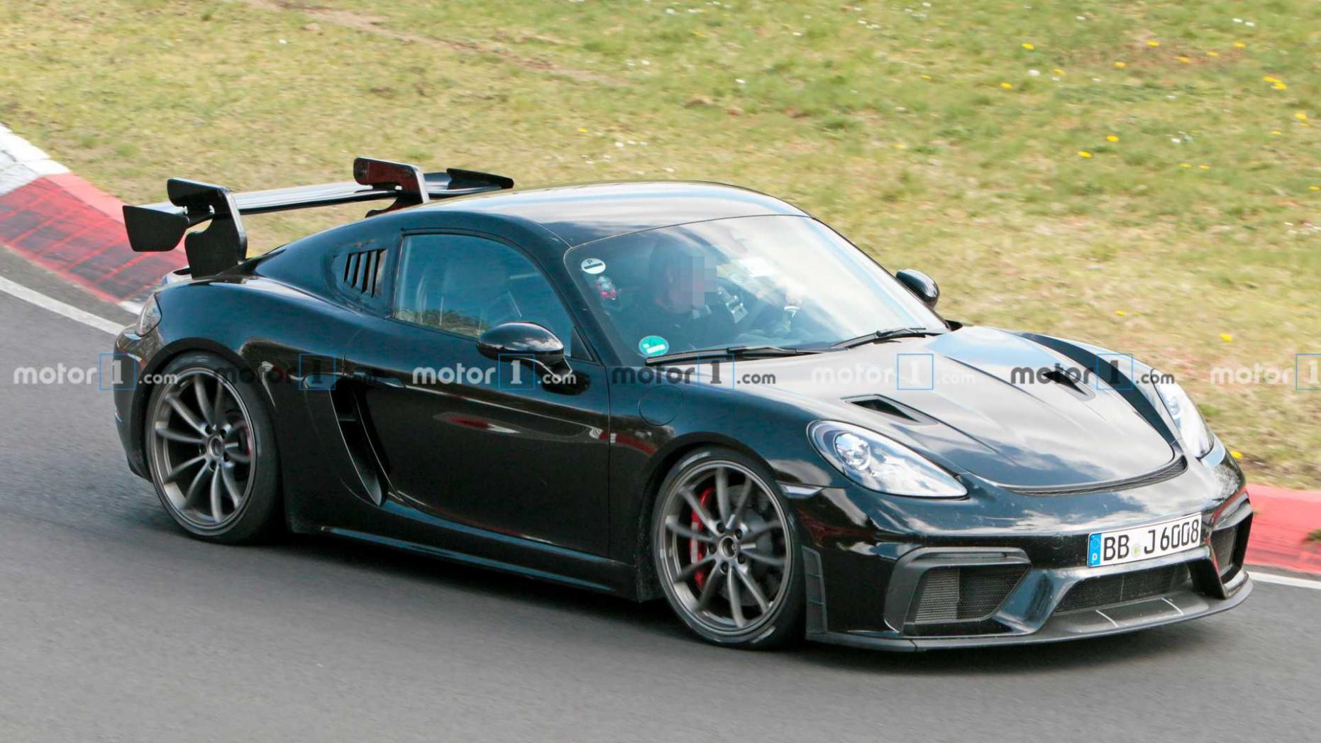 First Drive 2022 Porsche Boxster Spyder