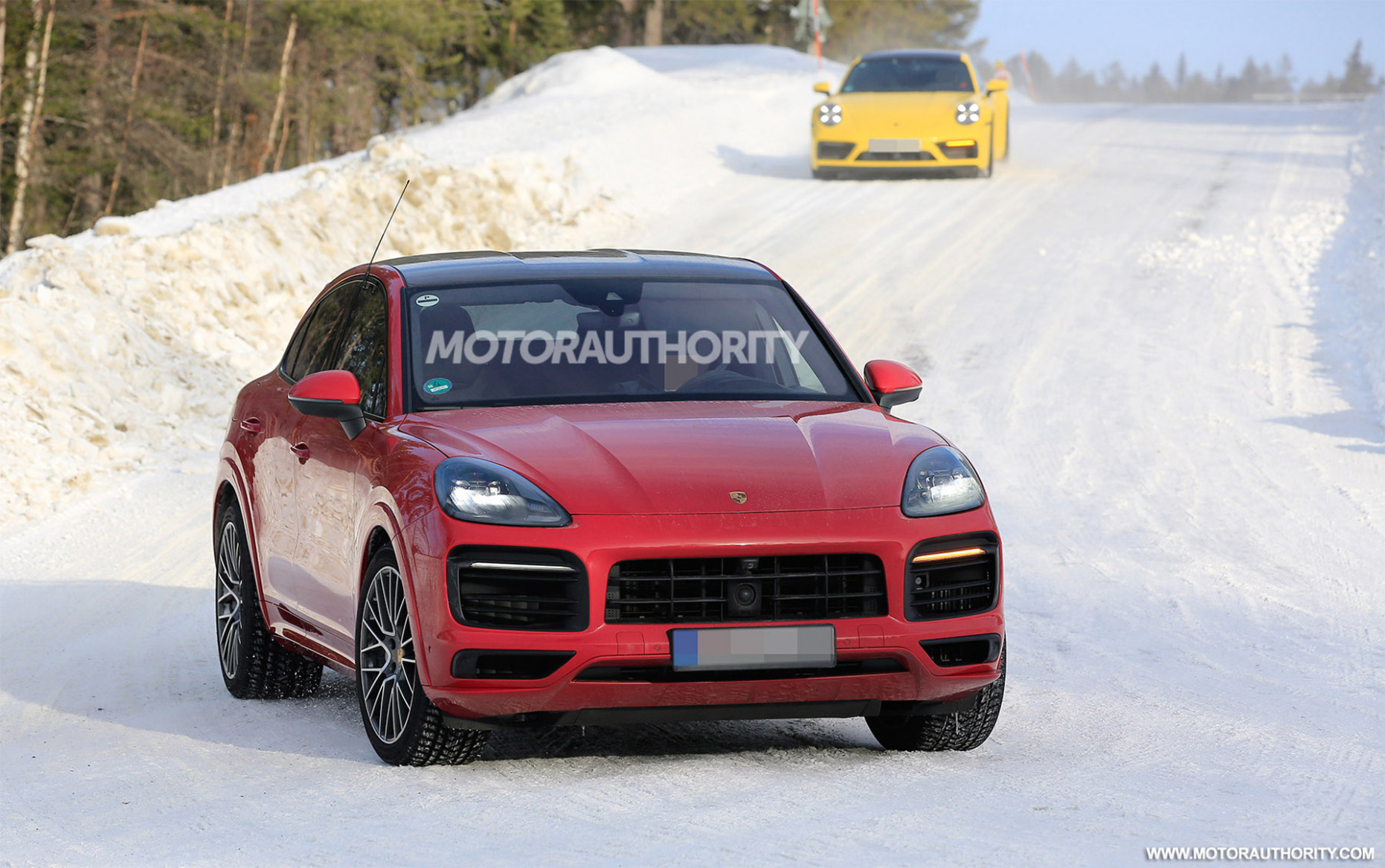 Release Date and Concept 2022 Porsche Cayenne
