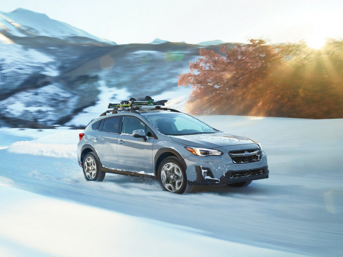 Spy Shoot 2022 Subaru Crosstrek Release Date