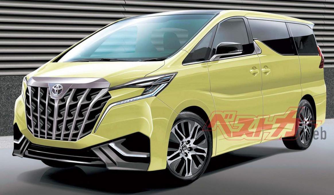 Price 2022 Toyota Alphard