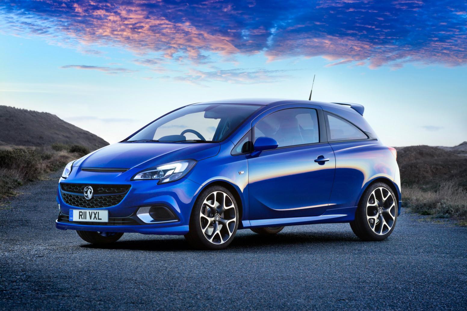 Pricing 2022 Vauxhall Corsa VXR