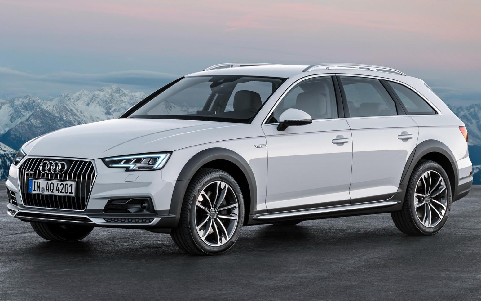 Spesification Audi A4 Allroad 2022