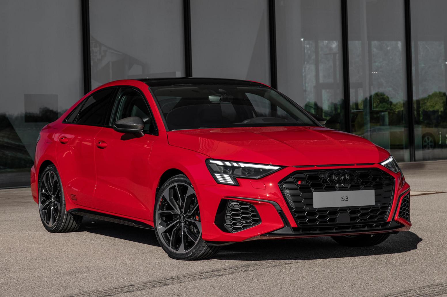 Exterior Audi S3 2022