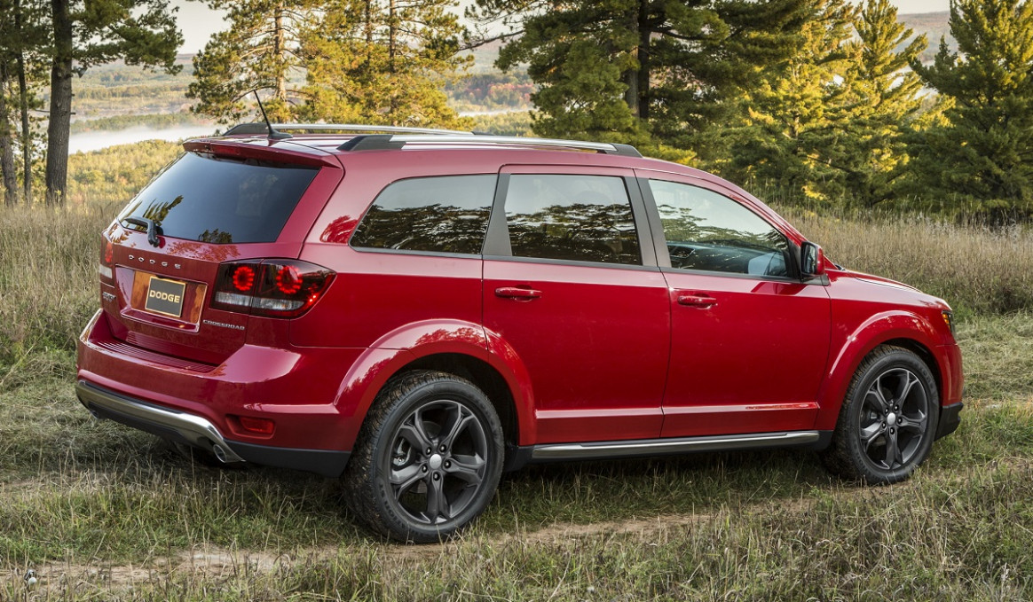 Performance and New Engine Dodge Journey 2022 Price