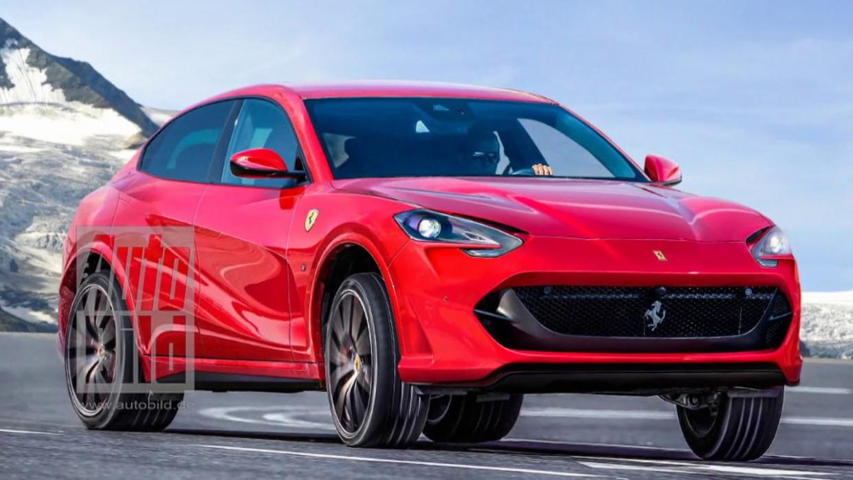 Release Date and Concept Ferrari 2022