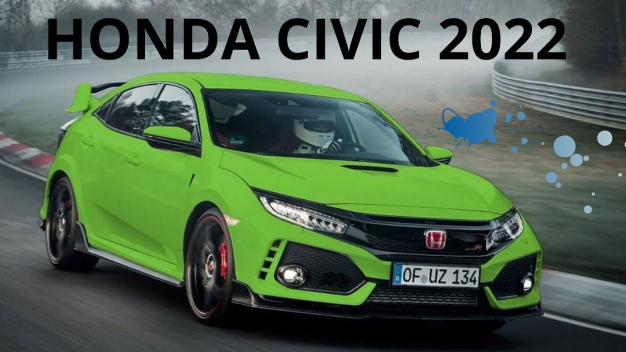 Specs Honda Civic 2022 Youtube