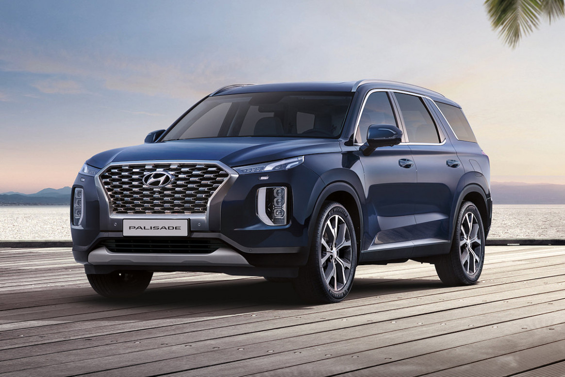 Performance and New Engine Hyundai Palisade 2022 Price Philippines