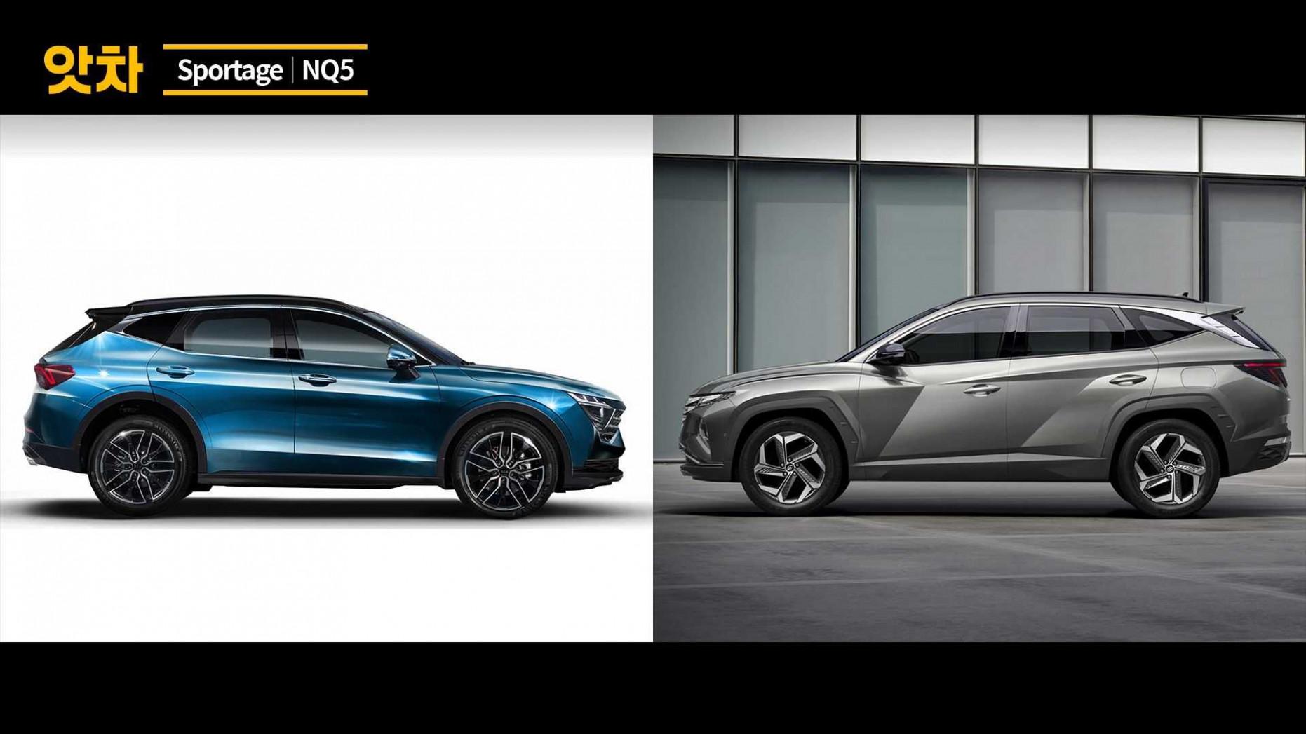 Release Date and Concept Kia Sportage 2022 Model