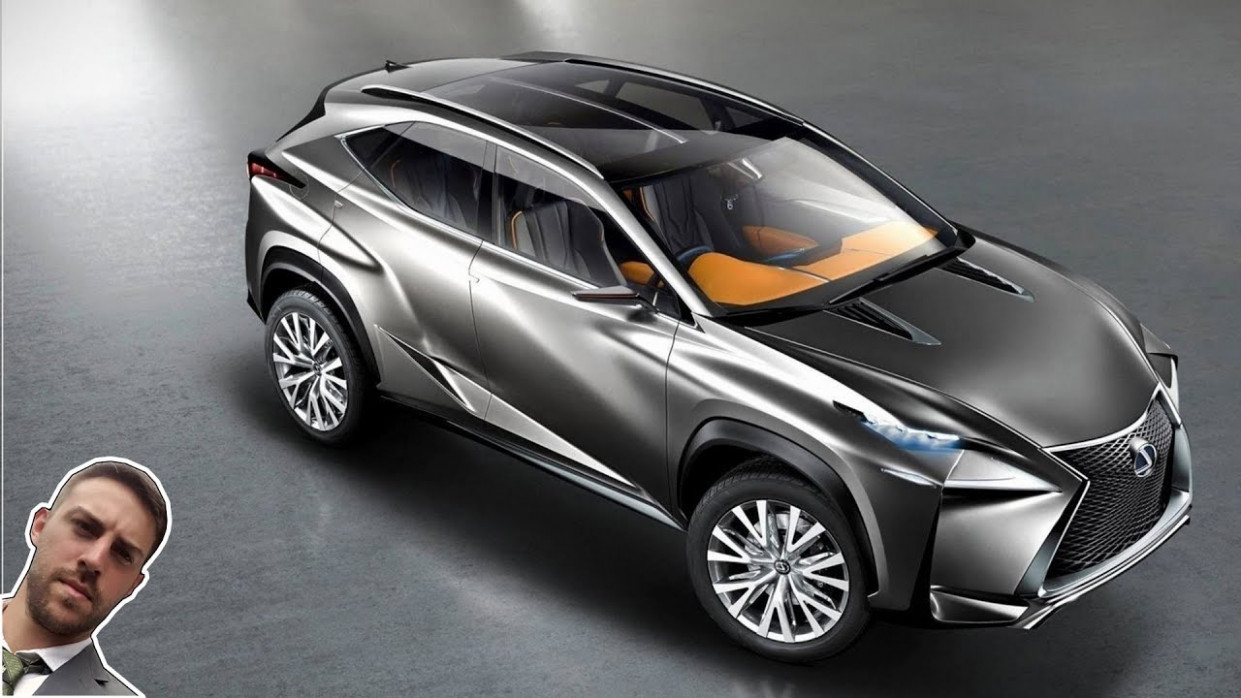 Redesign and Concept Lexus Rx 350 F Sport 2022
