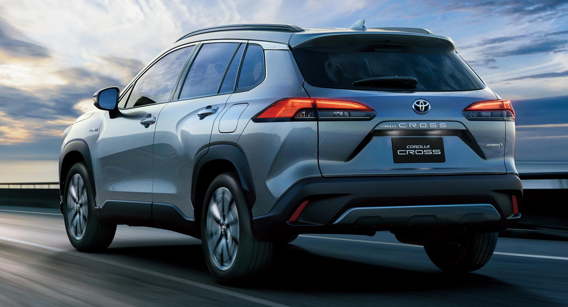 Photos Toyota Corolla 2022 Interior