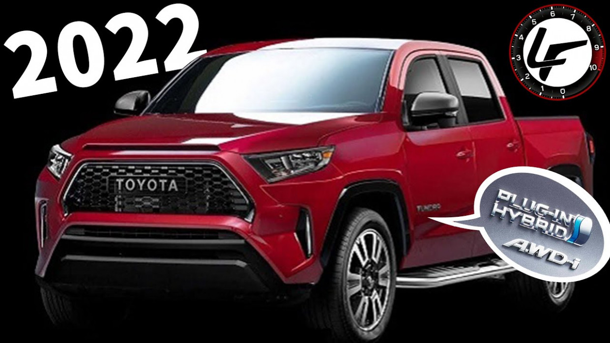 Redesign and Concept Toyota Tacoma 2022 Redesign