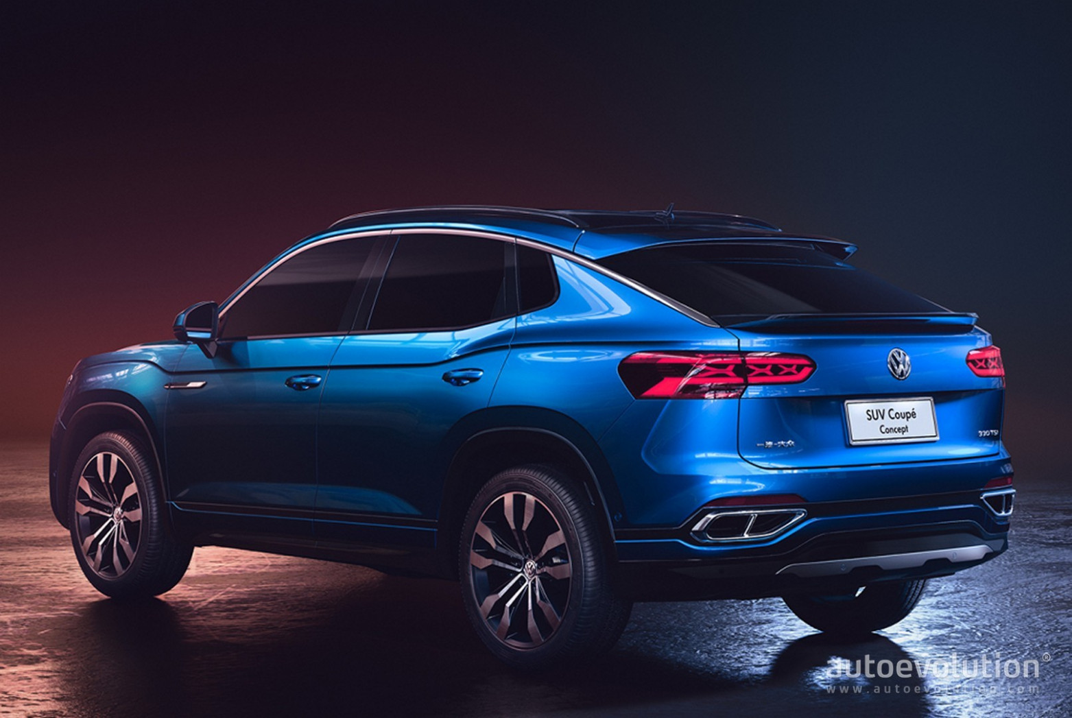Exterior and Interior Volkswagen New Suv 2022