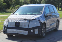 history when does 2022 honda odyssey come out