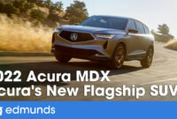 history when does acura release 2022 models