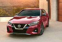 Exterior When Does The 2022 Nissan Maxima Come Out