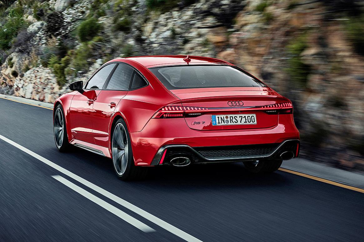 Spy Shoot 2022 Audi A5