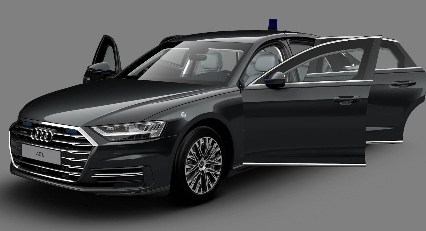 Wallpaper 2022 Audi A8 L In Usa