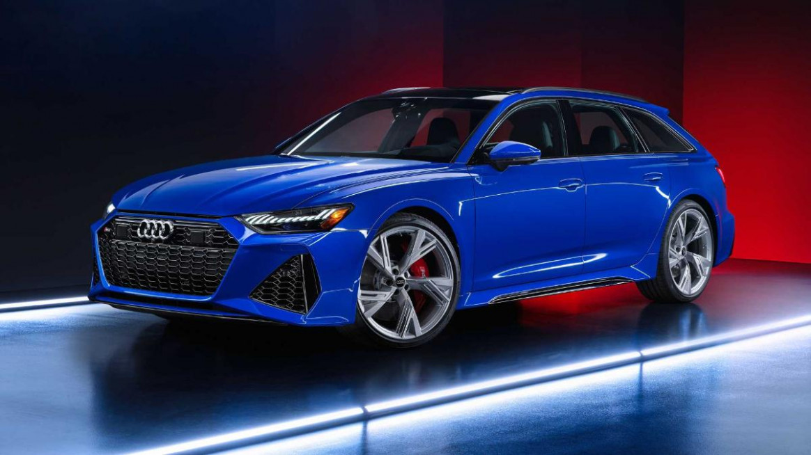 Review and Release date 2022 Audi Rs6 Wagon