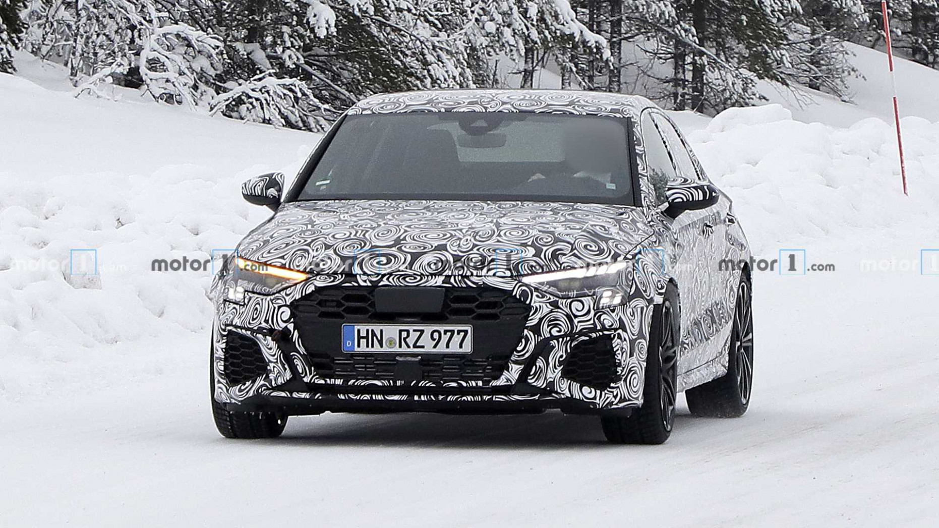 Spesification 2022 Audi S6