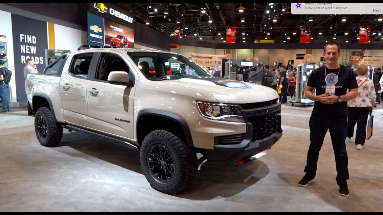 Review and Release date 2022 Chevrolet Colorado Z72
