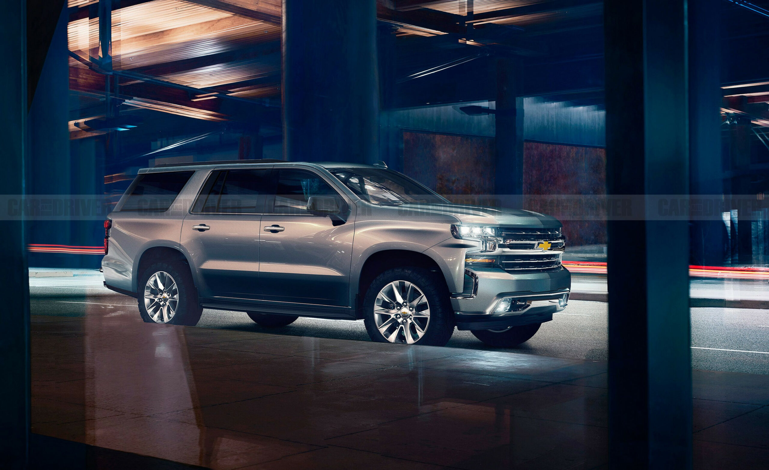 Review and Release date 2022 Chevy Tahoe
