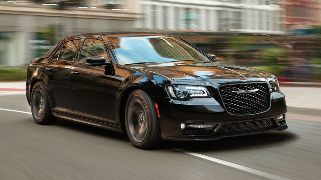 Ratings 2022 Chrysler 300