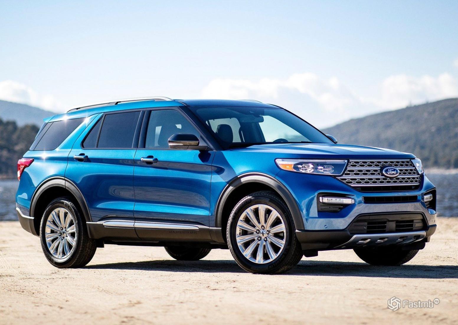 Spesification 2022 Ford Explorer