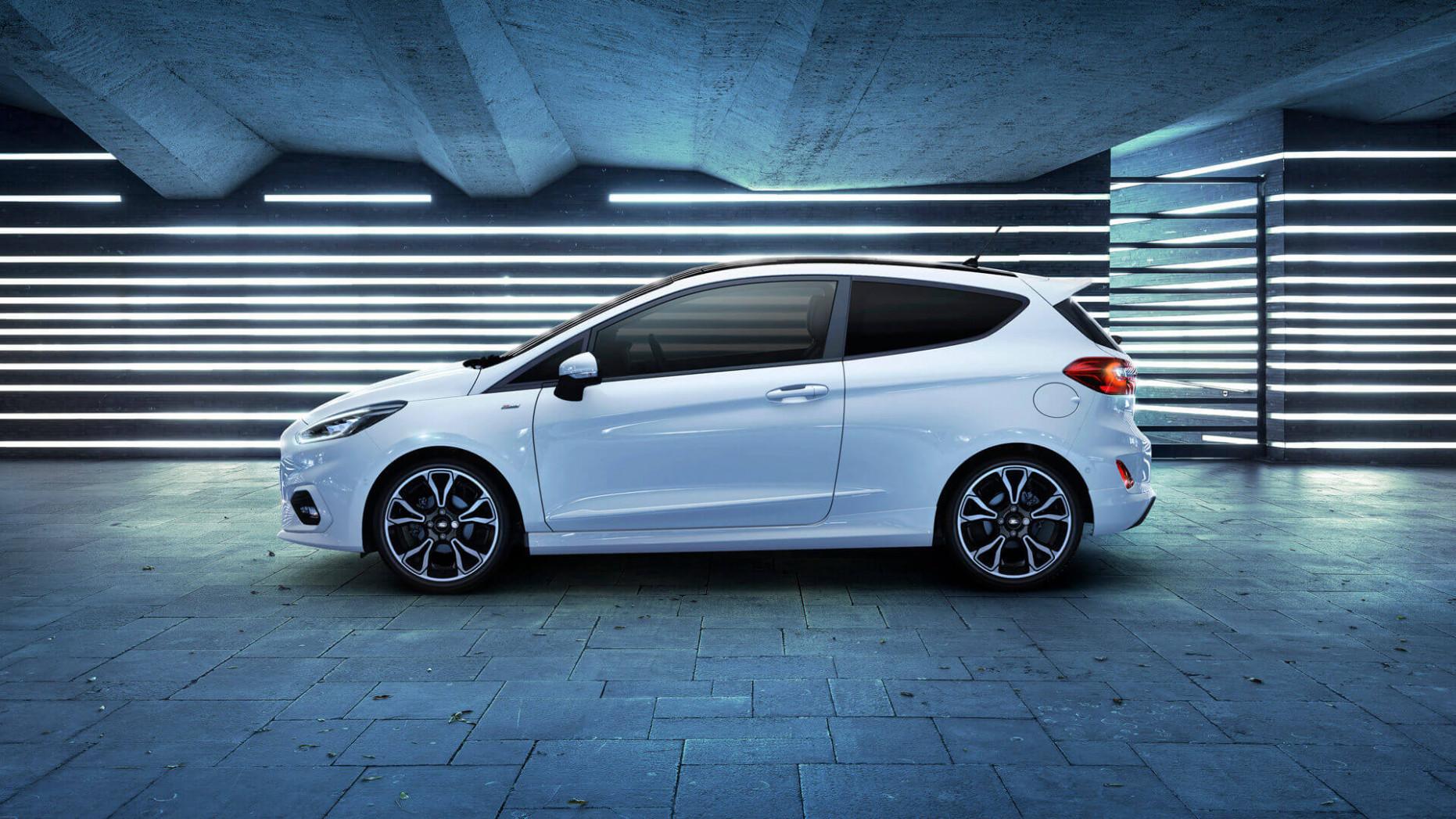 Redesign 2022 Ford Fiesta