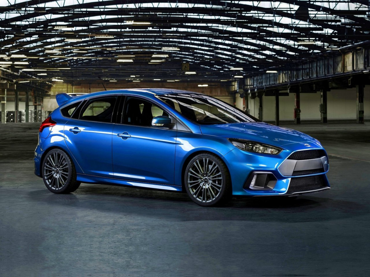Performance 2022 Ford Focus Rs St