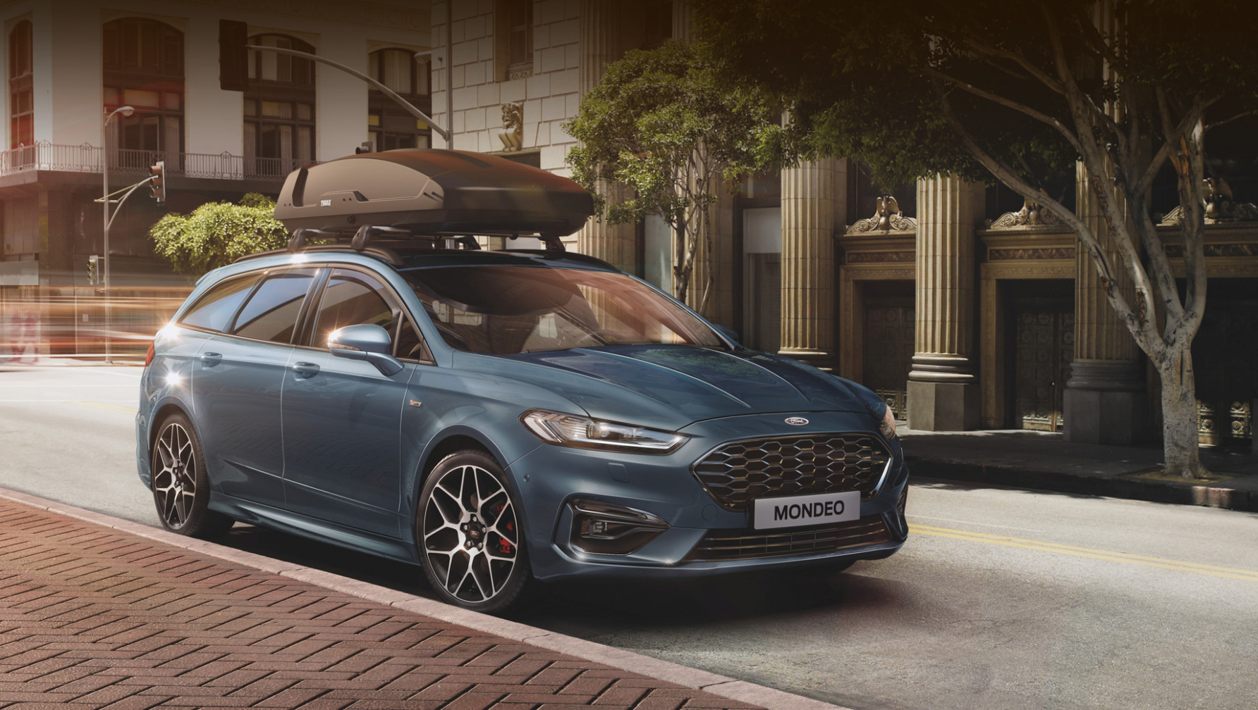 Spy Shoot 2022 Ford Mondeo