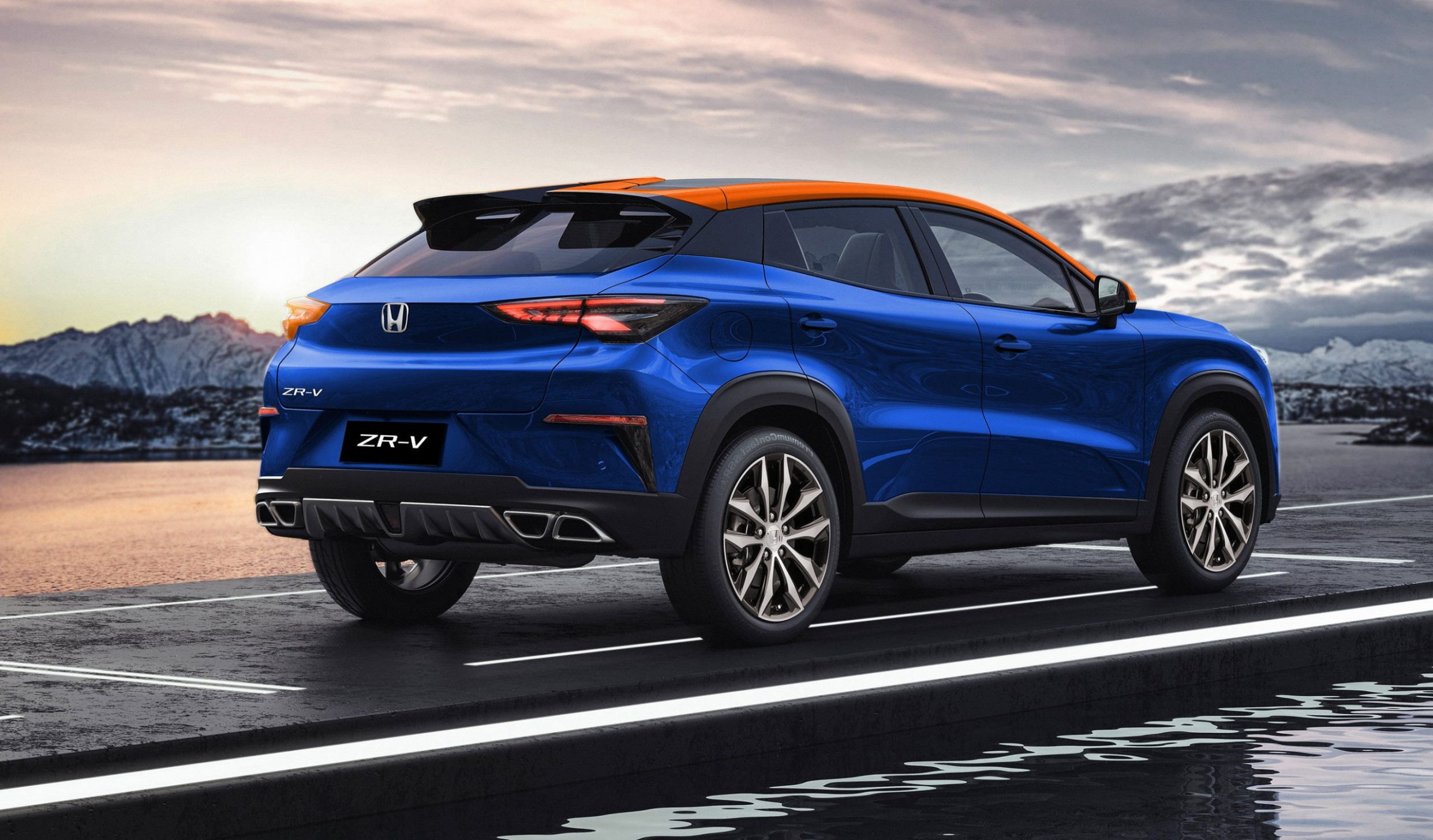 History 2022 Honda CRV