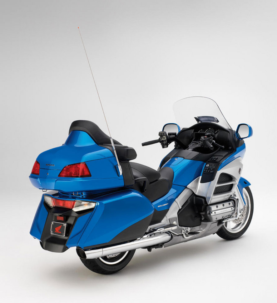 Pictures 2022 Honda Gold Wing