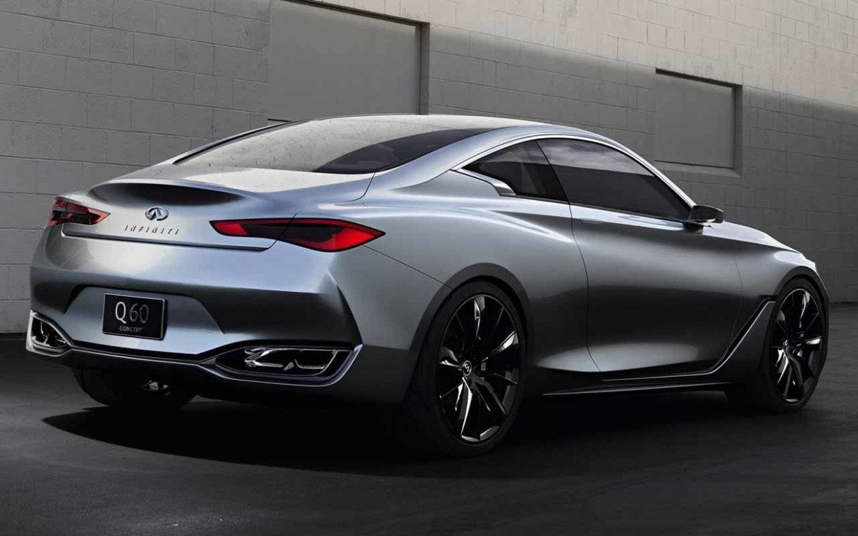Performance and New Engine 2022 Infiniti Q60 Coupe