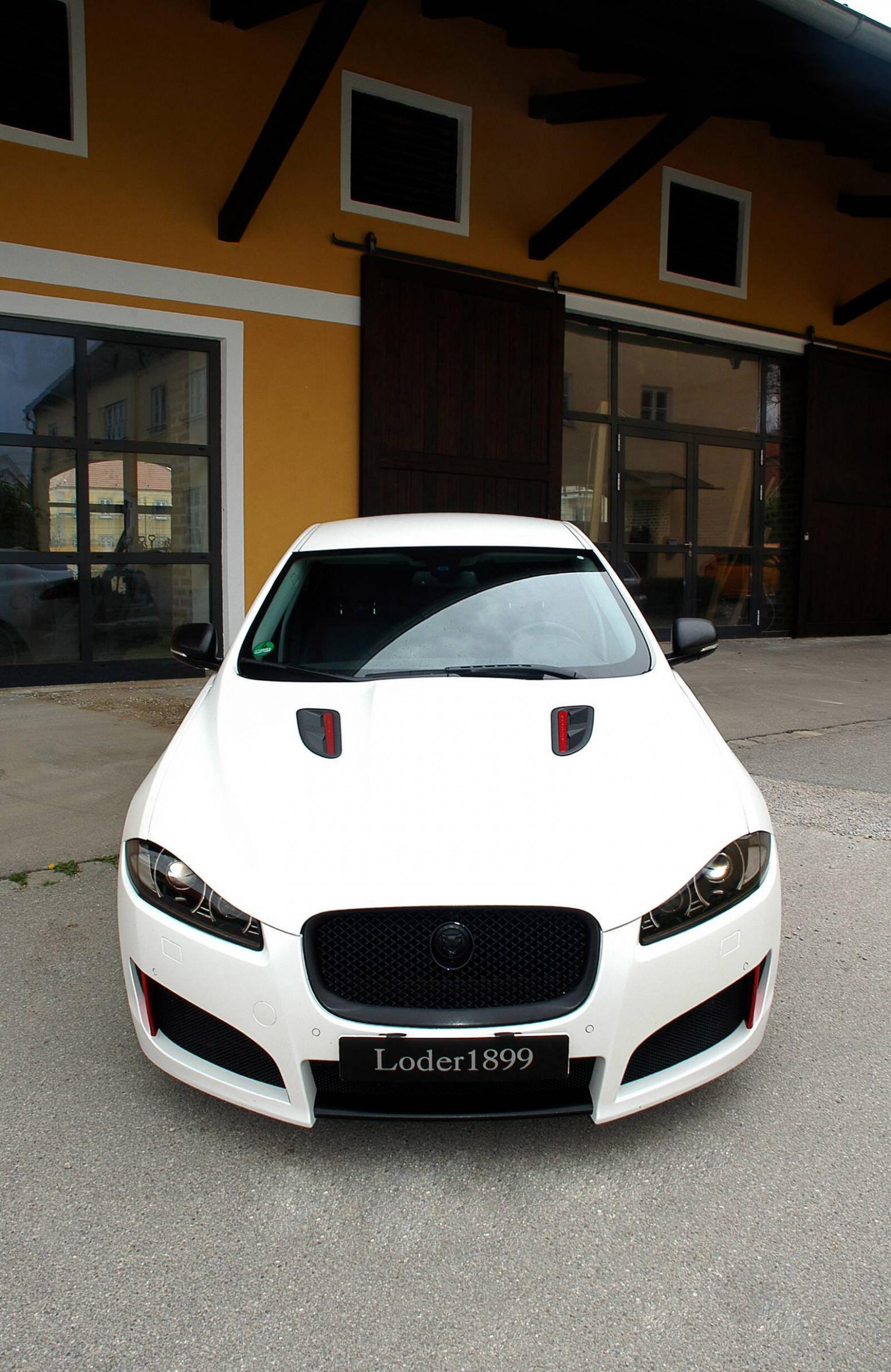 Exterior 2022 Jaguar Xf Rs