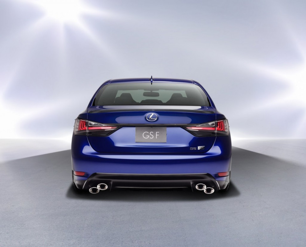 Redesign and Review 2022 Lexus GS F