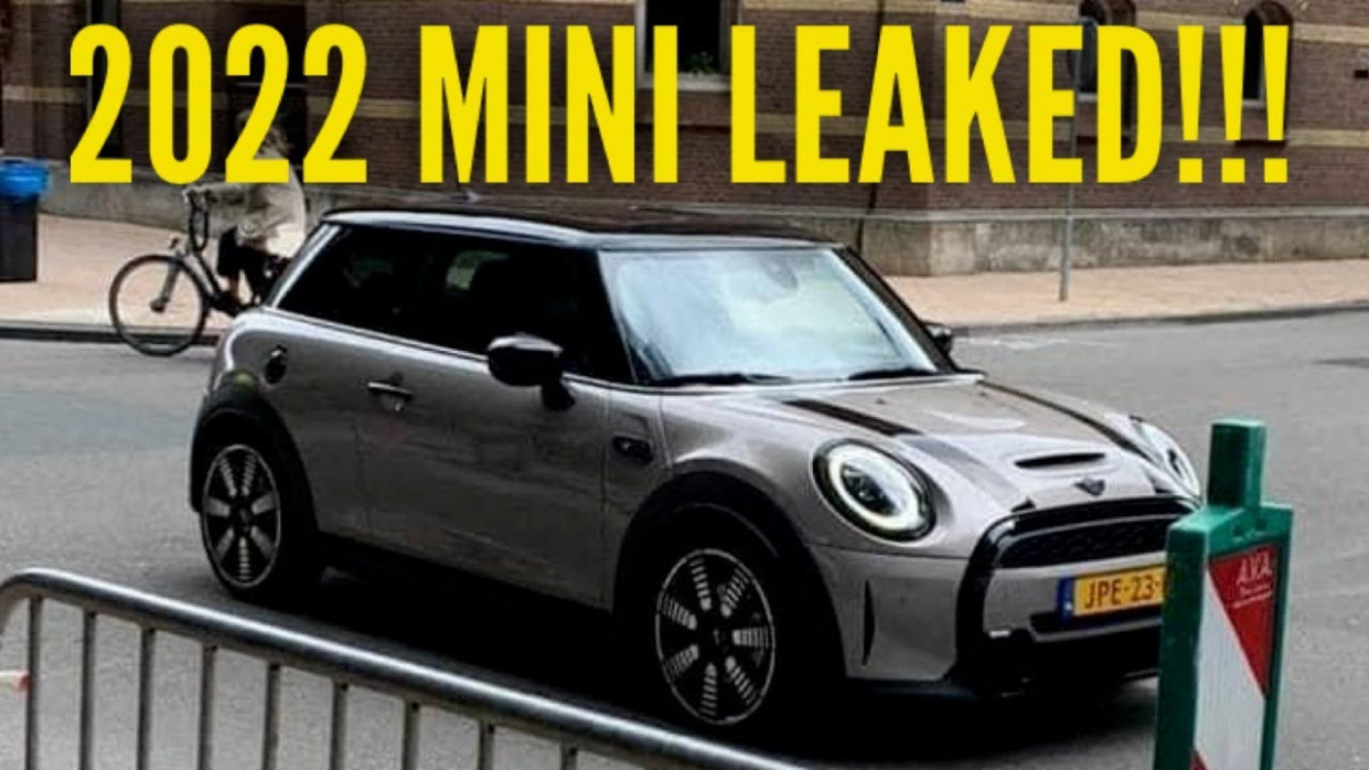 Performance and New Engine 2022 Mini Cooper Convertible S