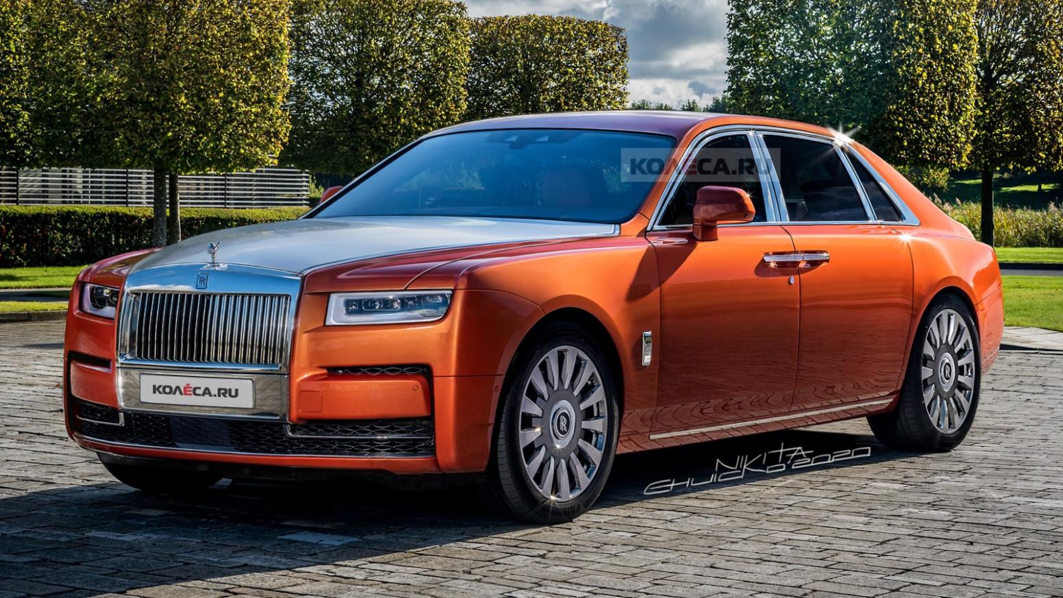 Images 2022 Rolls Royce Phantoms