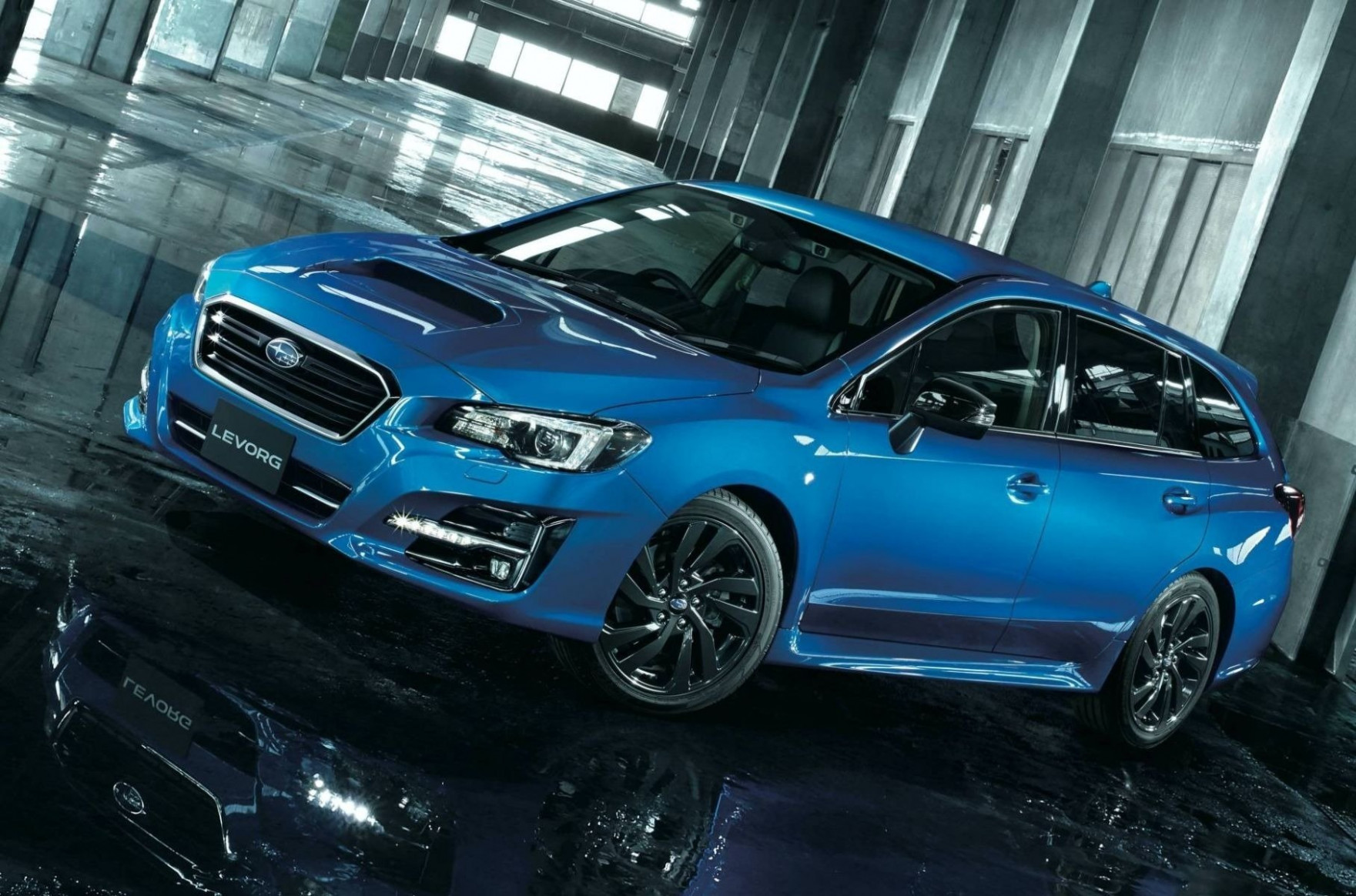Exterior and Interior 2022 Subaru Legacy Turbo