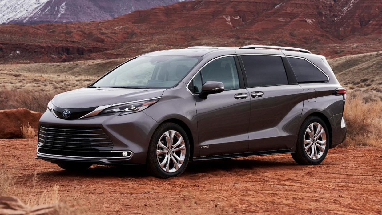 Price 2022 Toyota Sienna