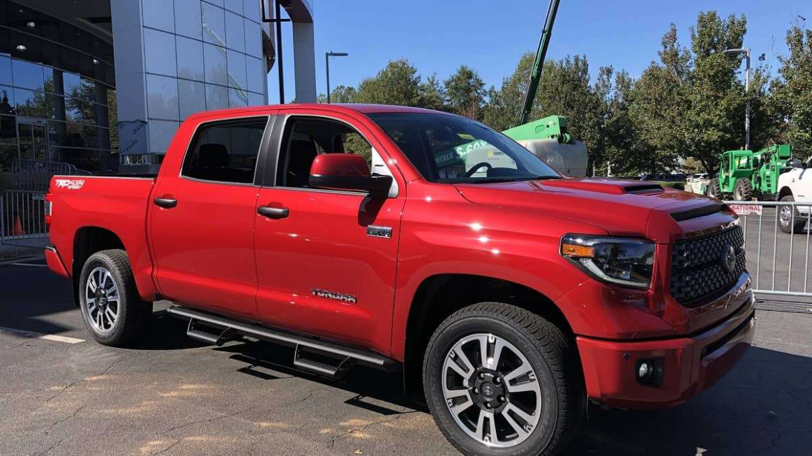 Picture 2022 Toyota Tacoma Diesel Trd Pro