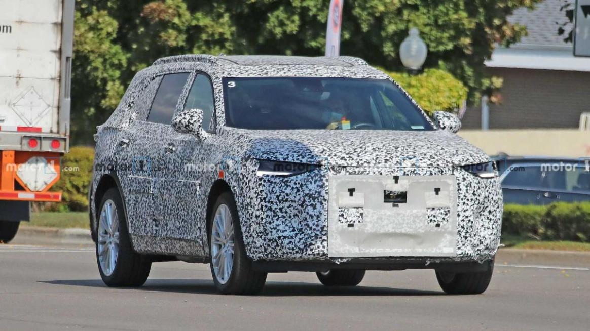 Exterior Buick Sedan 2022