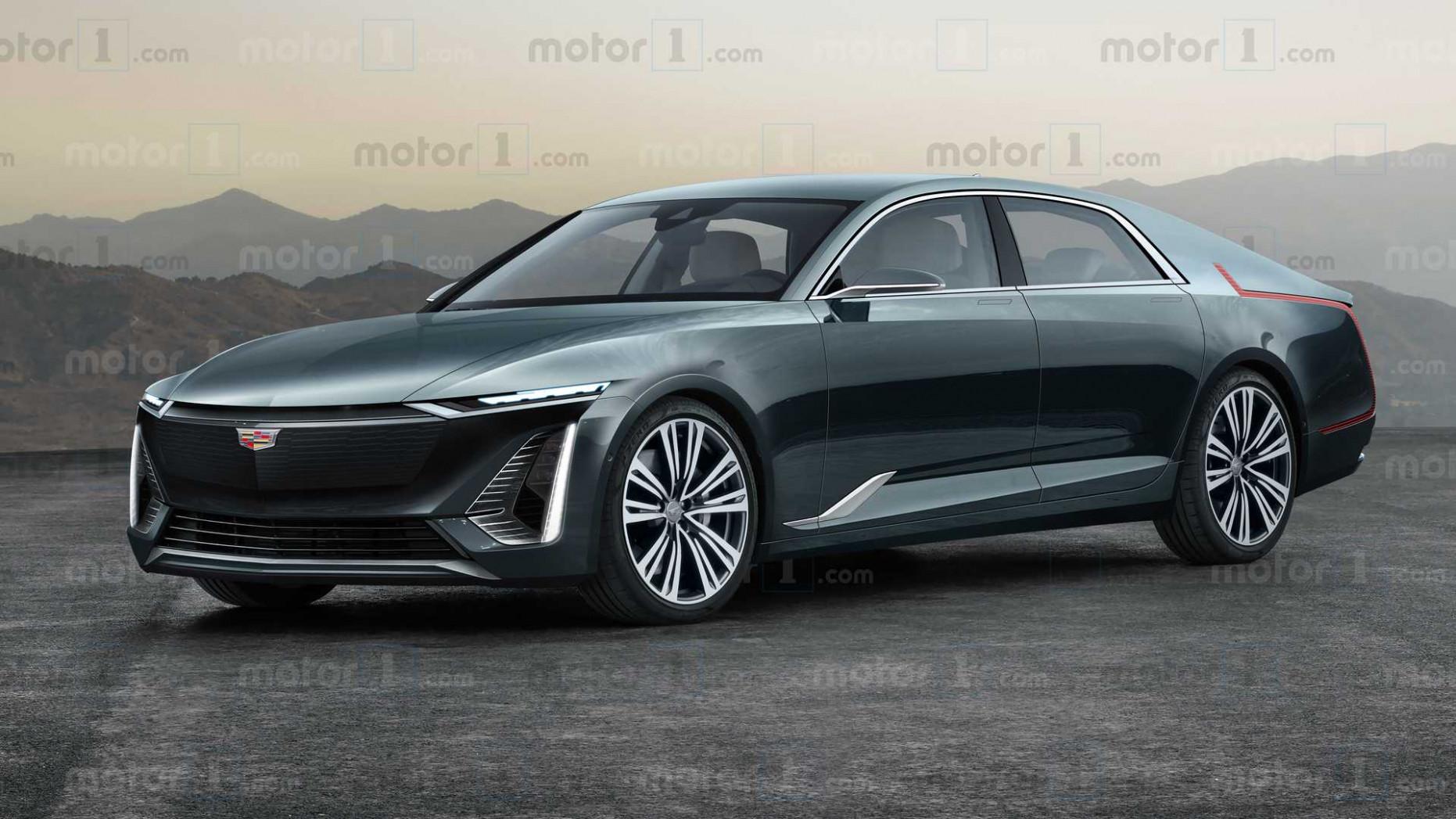 Ratings Cadillac Sedans 2022
