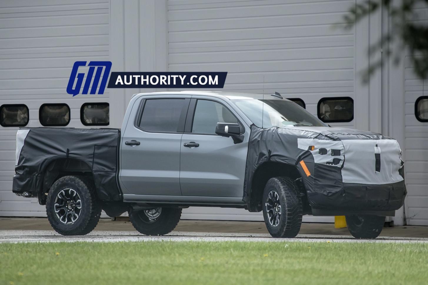 Images Chevrolet Pickup 2022