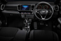 Images Honda City 2022 Interior