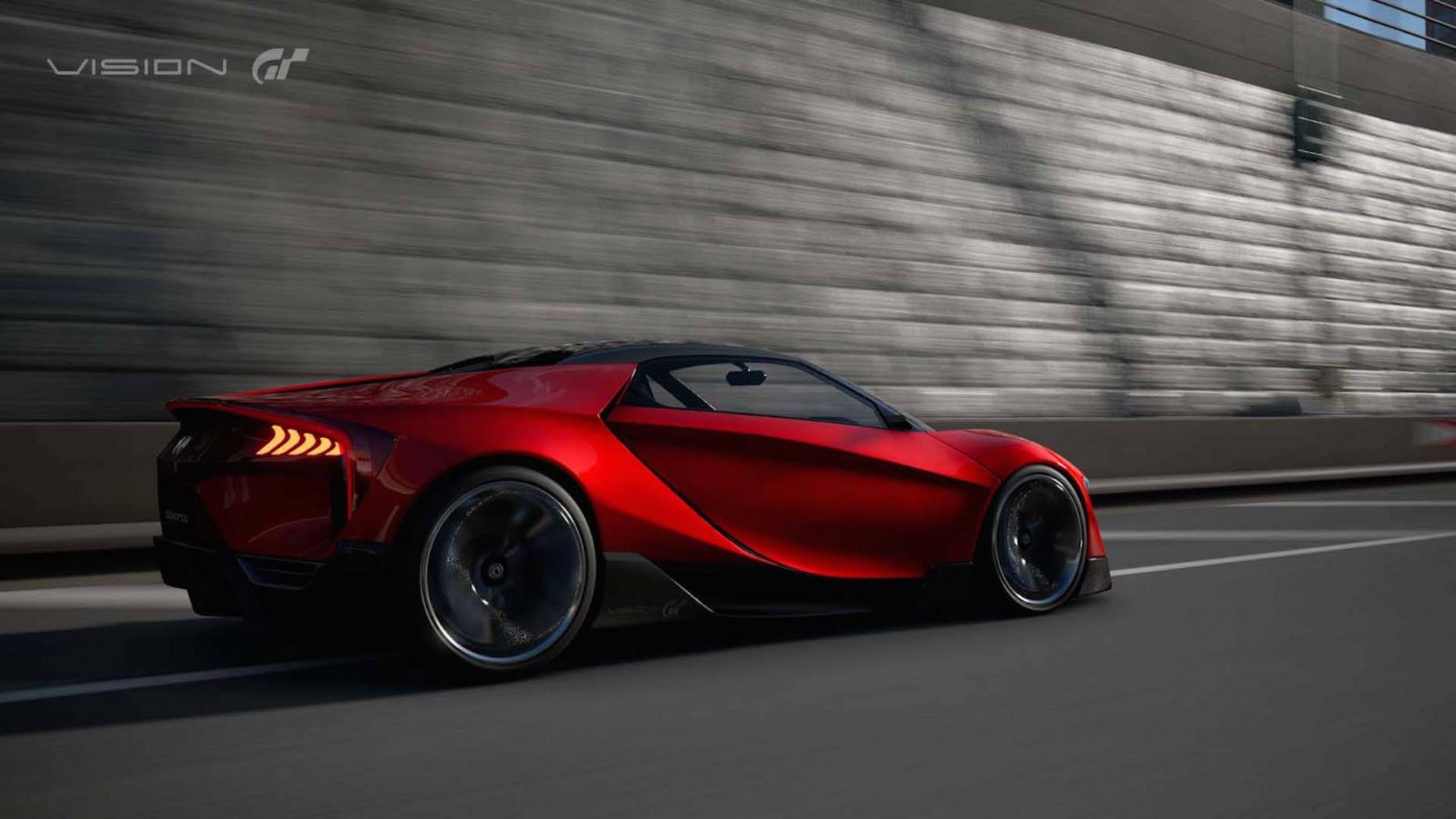 Redesign Honda Zsx 2022