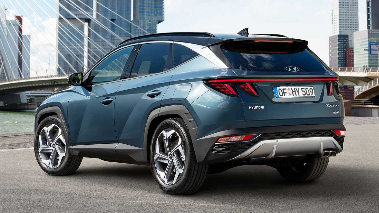 Picture Hyundai Tucson N Line 2022