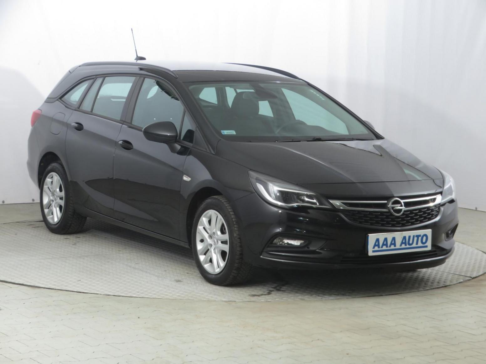 Price Opel Astra Kombi 2022