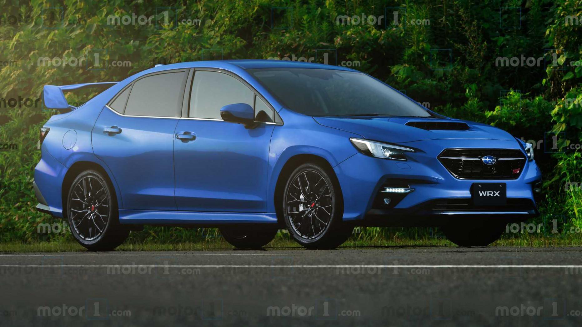 Concept and Review Subaru Wrx Sti 2022